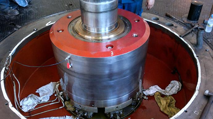 turbina y alternadores - INCOME