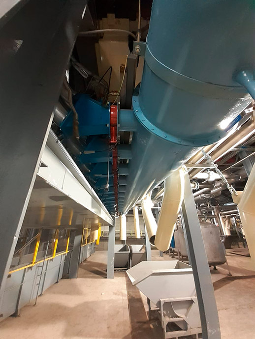 Instalaciones de ventilación